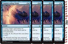 Vantress Gargoyle 4x x4 MTG Magic Throne Eldraine ELD PREORDER Presale Rare Blue