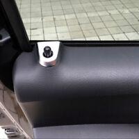 For Mercedes-Benz Vito 2014-2020 ABS Car Door Lock Pin Decorative Cover Trim