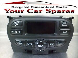 Peugeot 307 Heater Controls with Air Conditioning 03-08
