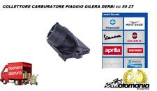 COLLETTORE ASPIRAZIONE CARBURATORE DERBI GP1 ATLANTIS BOULEVARD  cc 50
