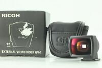 【 N Mint 】 Ricoh GV-1 External Viewfinder 21mm 28mm for GR GRD2 GRD3 GRD4 JAPAN