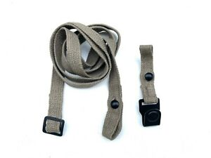 German WWII Gas Canister Replacement Strap