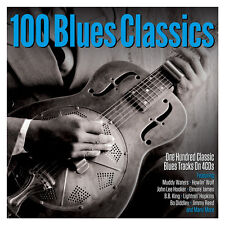 100 Blues Classics - One Hundred Classic Blues Tracks 4CD NEW/SEALED