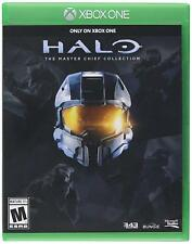 Halo: The Master Chief Collection [Microsoft Xbox ONE FPS 4 Games Included] NEW