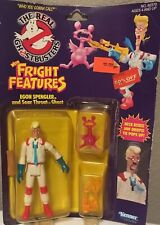 Kenner 1986 Real Ghostbusters With Fright Features Egon Spengler Never Opened