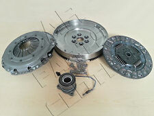 FOR SAAB 9-3 93 1.9 04-08 DUAL to SOLID MASS FLYWHEEL CLUTCH KIT 150BHP Z19DTH