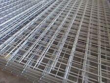 $14/each Galvanized steel wire mesh sheet ,1.2m*2.4m 100mm*100mm*3.15mm