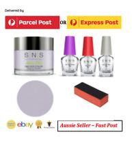 SNS Gelous Nail Dipping Powder Kit ( #BOS20) Includes Base,Top, Sealer 5pcs