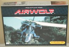Air wolf 1/48 Model kit Limited Edition with Etching parts Aoshima NIB Rare