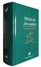 Biblia De Jerusalen Bolsillo Latinoamericana Pasta Dura Español de Latinoamerica