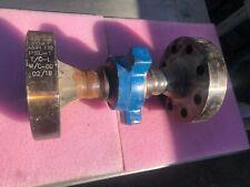 Api-6A Flanges Gmi 2-1/16 5K R24 W/2 Xxh Zoat A694 F52 w/ Fig 1502 Hammer Union