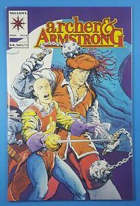 Archer & Armstrong #8 1st Appearance Timewalker VALIANT COMICS  Eternal Warrior
