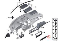 BMW Z4 E89 Trim pour radio sur Instr. Panel Center