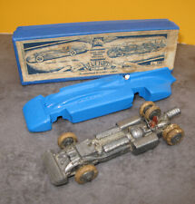 Britains Blue Bird Land Speed Record Car Pre-War with Box