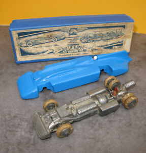 Britains Bluebird Land Speed Record Car Pre-War with Box