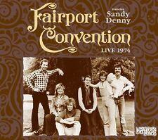 Fairport Convention - Live 1974 Floatm6263 CD