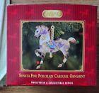 BREYER 2011 CHRISTMAS CAROUSEL HORSE ORNAMENT WITH BOX -