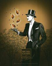 Publicité contemporaine issue de magazine Michel Cluizel chocolatier