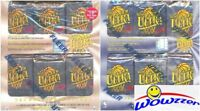 1994/95 Ultra Basketball Factory Sealed 36 Pack Retail 2-Box Lot ( Series 1 & 2)