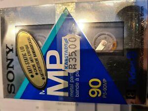 3 Stück AGFA P5-90MPF P690MPF 90 minuten 8mm Videocassetten