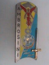 PROMOTION AMBROSINI             BALME G 3756  MATRICULE