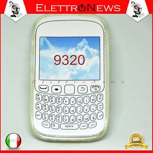 Custodia cover tpu Blackberry Curve 9320