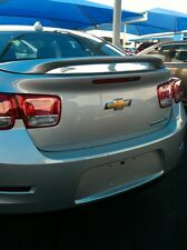 UN-PAINTED-GREY PRIMER FINISH FOR CHEVY MALIBU 2013-2015 SPOILER WING NEW