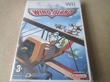 Wing Island (Nintendo Wii, 2007) Neu und Versiegelt UK Pal