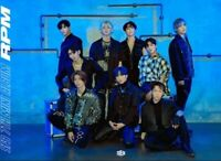SF9:RPM* CD+Booklet+Photo Card+ID Card+Gift+Poster (FNC) Album K-POP