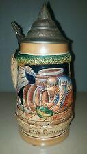 Original King Beer Stein Kingwerks 375