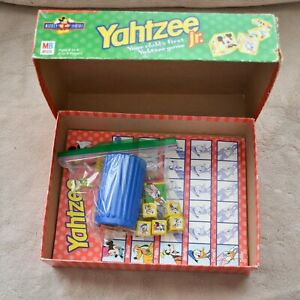 1998 Hasbro Yahtzee Jr. Mickey Mouse Replacements YOU PICK Tokens OR Board