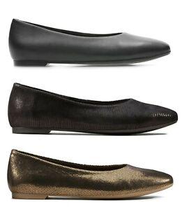 * SALE * CLARKS Chia Violet Ladies Leather Slip On Shoe