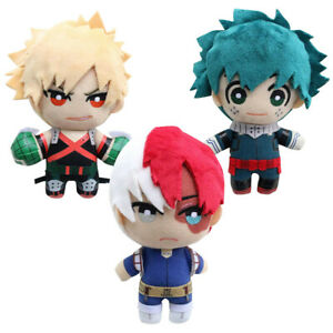My Hero Academia Deku Plush Doll Toys Stuffed Pillow Toys Gift 15cm