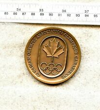 NOC CANADA Association OLYMPIC Games Table Medal