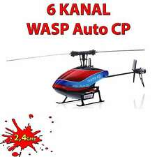 6 Kanal WASP Nano CP RC ferngesteuerter Helikopter Hubschrauber, 2,4GHz-Modell