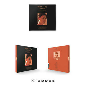TAEMIN SHINEE 2nd Album MOVE-ing Repackage CD+Booklet+Photocard Sealed Kpop