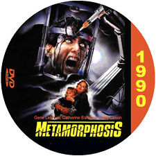 "Metamorphosis (1990) Classic Sci-Fi and Horror CULT ""B"" NR Movie DVD"