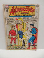 Adventure DC Silver Age Comic Book #324 Legion Super-Heroes Superboy