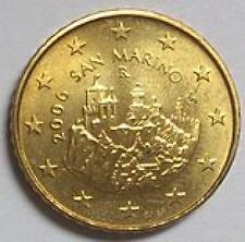 PIECE 50 Cents SAINT MARIN 2006 ou 2007 au choix