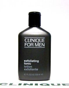 CLINIQUE for MEN Exfoliating Tonic (6.7oz/200mL) FULL SIZE