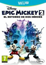 Epic Mickey mundo misterioso Nintendo 3DS