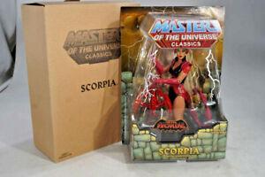 Mattel - Motu Classics - Masters of the Universe - Scorpia - MOSC