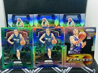 2019-20 Panini Prizm Steve Nash Silver Prizm Holo Green Lot SP Dallas Mavericks