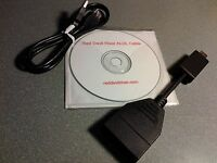 GM OBD1 Scanner Cable & Software - USB to 12 pin ALDL direct. - GM OBDI!!