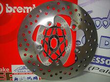 DISCO FRENO BREMBO POSTERIORE YAMAHA 600 FZS FAZER 2005 2006 2007 2008 68B407H3