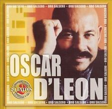 "OSCAR D'LEON ORO SALSERO ~ 20 EXITOS (2-CD SET, 2003) ""LA TROPICAL ES UNIVERSAL"""