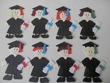 sizzix graduation dolls,8 assembled  topper die cuts