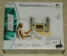 Logitech 980441-0403 Wireless Music System for iPod - BRAND NEW