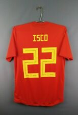 Isco Spain authentic jersey small 2019 climachill shirt BR2724 Adidas ig93