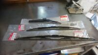 Genuine Honda FR-V Front & Rear Wiper Blades ( ** For Honda FRV 2005 - 2009 ** )